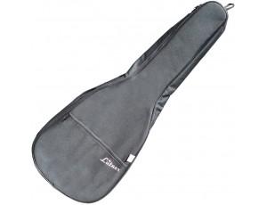 Чехол для гитары утепленный с двумя лямками и карманом