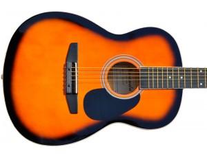 Гитара акустическая Naranda фолк санбёрст