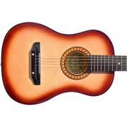 Гитара акустическая Тим 38 тёмно-коричневая