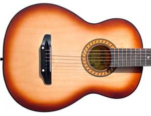 Гитара акустическая Тим 39 коричневая-матовая