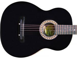 Гитара акустическая Тим 39 чёрная