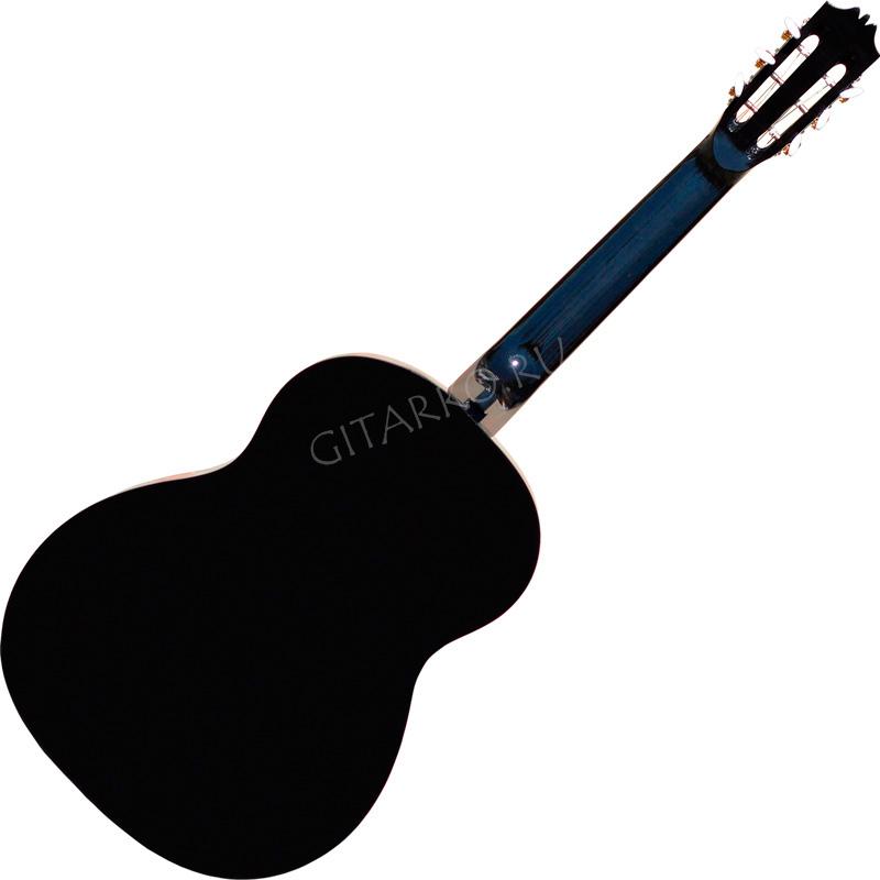 Гитара чёрная