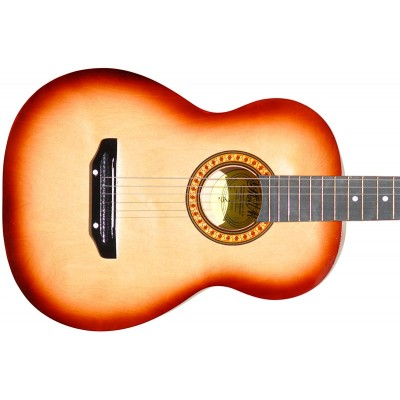Гитара акустическая Тим 39 коричневая