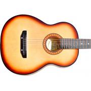 Гитара акустическая Тим 39 тёмно-коричневая