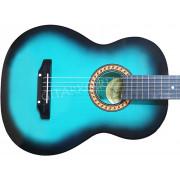 Гитара акустическая Тим изумрудная (Россия)