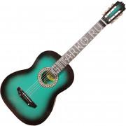 Гитара акустическая Тим 39 изумрудная