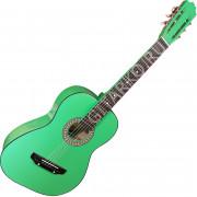 Гитара акустическая Тим 39 салатовая