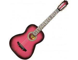 Гитара акустическая Тим 39 вишнёвая