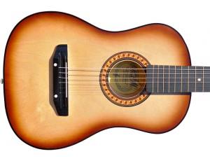 Гитара акустическая Тим 38 коричневая
