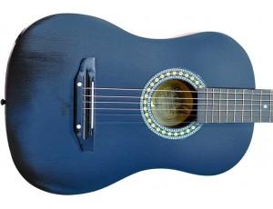 Гитара акустическая Тим 38 чёрная